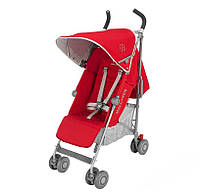 Коляска прогулочная Maclaren Quest New Cardinal/Silver, красный/серый