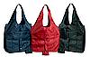 Сумка для покупок трансформер Gidra Black черная сумка хозяйственная (Украина), фото 3