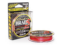Шнур Sunline Super Braid 5 (8 Braid) 150м #0,8/0,148мм