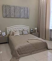 Индивидуальный пошив покрывала на кровать под заказ (собственное производство)