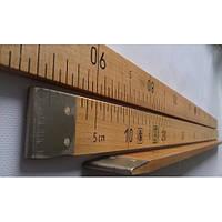 Метр деревянный бытовой Метр деревянный бытовой