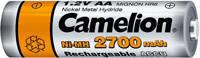 Аккумулятор АА Camelion 2700mAh (1 шт.)
