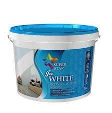 Фарба 7 кг Ice WHITE SUPER STAR, фото 2