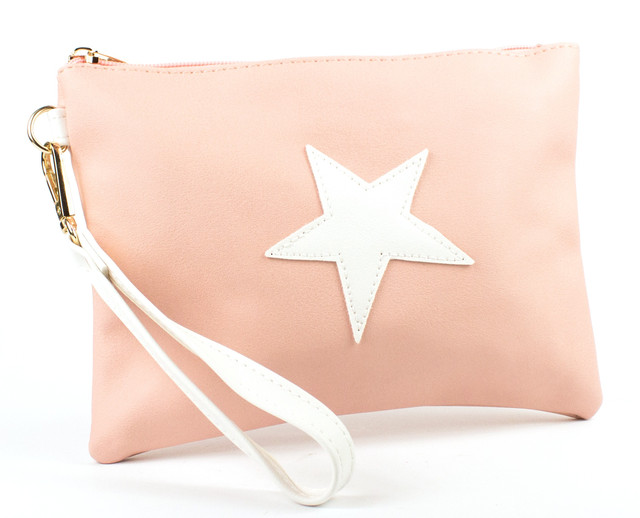 Косметичка Star Розовая