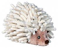 Игрушка Trixie Hedgehog для собак плюшевая, ежик, 12 см