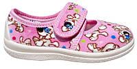 Обувь для садика Малыш (собачки)