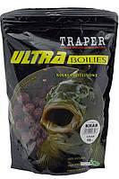 Бойлы Traper Ultra Boilies протеиновые 0,5кг 16мм Crab