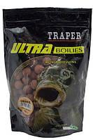 Бойлы Traper Ultra Boilies протеиновые 0,5кг 16мм Salmon (Лосось)