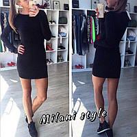Купить платье мини с длинным рукавом в интернет-магазине не дорого