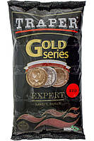 Прикормка Traper Gold Series Expert Red