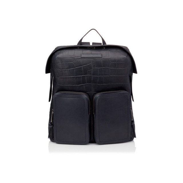 Мужской кожаный рюкзак Lennox от Jimmy Choo