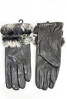 Женские перчатки Felix с мехом