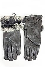 Женские перчатки Felix с мехом 10w-455, фото 3