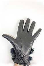 Женские перчатки Felix с мехом 10w-455, фото 2