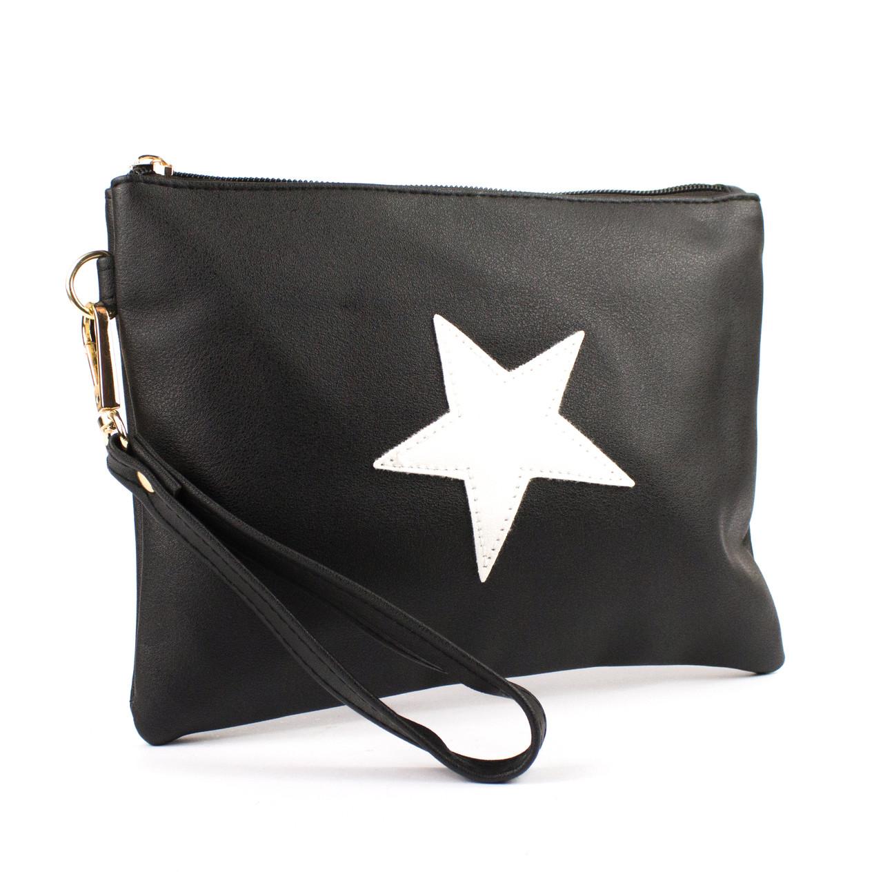 Косметичка Star Черная