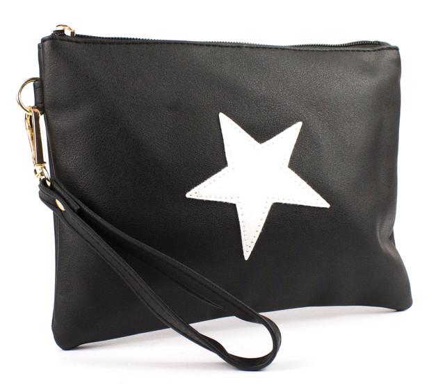Косметичка Star Чёрная