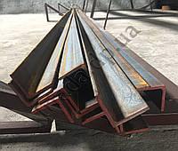 Уголок 63х63х6,0 стальной равнополочный