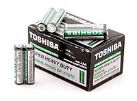 Батарейки TOSHIBA R 03 (1х2шт)