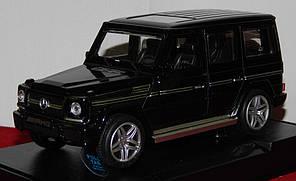 1:32. Mercedes-Benz. Черный