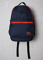 Рюкзак F&F BACKPACK 23L, темно-синий