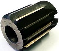 Развертка машинная насадная ф 72 Н9 со вставными ножами Р6М5 пос.27