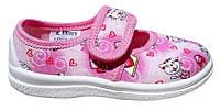 Обувь для садика Малыш (кошечки)