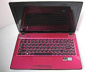 Ноутбук Lenovo Z370 (13.3 (1366x768) / Intel Core i3-2330M (2x2.2GHz) / nVIDIA GeForce 410M / RAM 4Gb / HDD 500Gb / АКБ 2 ч. / Сост. 9