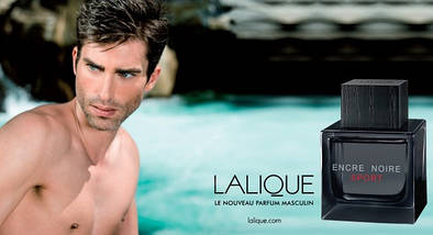 Lalique Encre Noire Sport туалетная вода 100 ml. (Тестер Лалик Энкре Нуар Спорт), фото 3