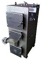 Двухконтурный твердотопливный пиролизный котёл 60 кВт