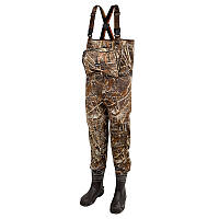 Вейдерсы Prologic Max5 XPO Neoprene Waders Boot Foot Cleated 46/47