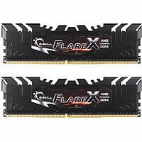Модуль памяти для компьютера DDR4 16GB (2x8GB) 2400 MHz Flare X G.Skill (F4-2400C16D-16GFX)