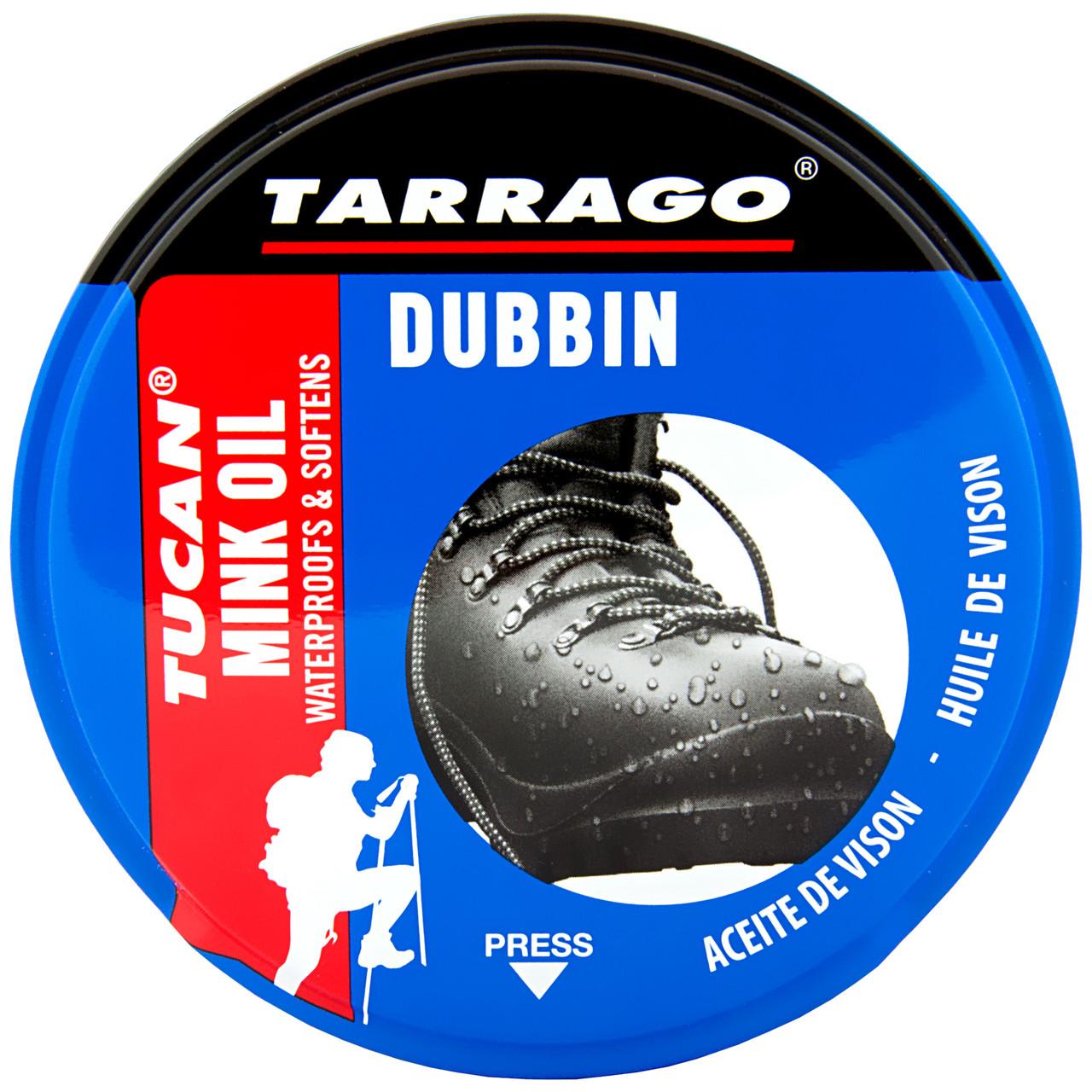 Жир для обуви с норковым маслом Tarrago Tucan 100 ml