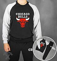 Комбо спортивный костюм Chicago Bulls logo