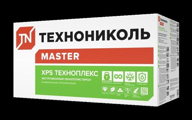Екструдований пінопласт ТЕХНОНИКОЛЬ XPS ТЕХНОПЛЕКС 1180х580х40 мм (0,72кв.м)