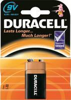 Батарейка Duracell 6F22 (1 шт.)