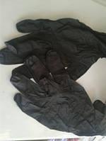 Перчатки черные нитриловые пара /2 шт/