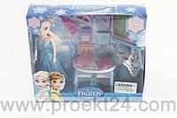 """Кукла """"Frozen"""" с мебелью"""