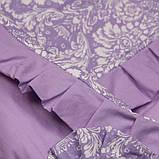 """Летний конверт-одеяло """"Богемия"""", лиловый, фото 2"""