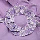 """Летний конверт-одеяло """"Богемия"""", лиловый, фото 4"""