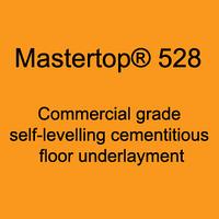 MasterTop 528 стяжка на пол