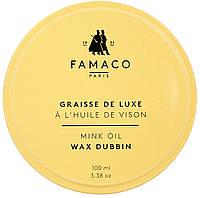 Жир для кожи Famaco Wax Dubbin 100 ml