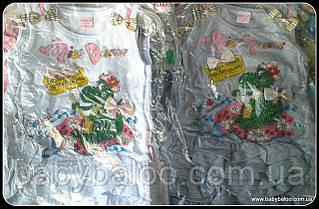 """Цветной детский сарафан  """"Динозаврик"""" 2-х сторонний (от 3 до 6 лет), фото 2"""