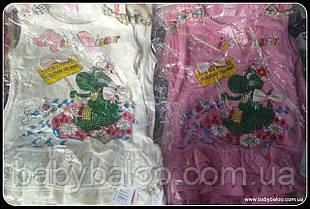 """Цветной детский сарафан  """"Динозаврик"""" 2-х сторонний (от 3 до 6 лет), фото 3"""