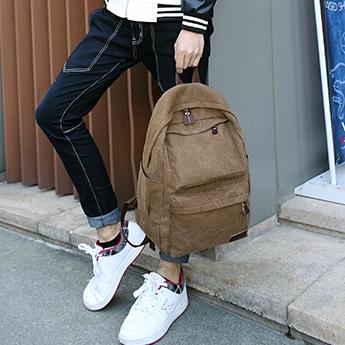 Мужской рюкзак из холста