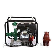 Мотопомпа Bulat BW65-55 (высоконапорная для капельного полива, 35 куб.м/час), фото 3