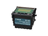 Печатающая головка Print Head PF-04 для фотокопирующей техники Canon (QY6-1601-000000)