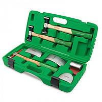 Инструмент и приспособления для рихтовочных работ