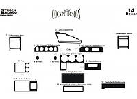 Накладки на панель Ситроен Берлинго / Citroen Berlingo 2003+
