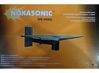 """Поворотный настенный кронштейн NK 406 А для телевизоров и мониторов диагональю до 21"""""""
