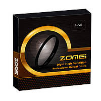 Світлофільтр ZOMEI - макролінза CLOSE UP +4 77 mm